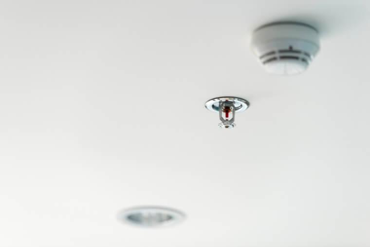 installatie alarmsysteem